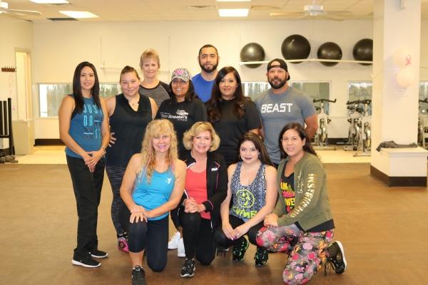 YMCA Odessa - Programs > Group Fitness